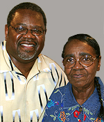 Storycorps- Jerry Johnson and Carrie Conley