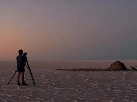 The Appeal of Lake Eyre