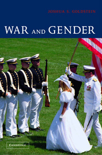Book cover of 'War and Gender' by Joshua S. Goldstein
