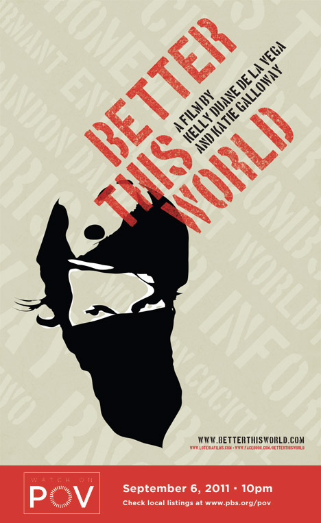 Better This World movie poster with POV air date (image)