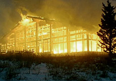 Arson as a Form of Protest