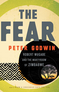 The cover jacket for 'The Fear'