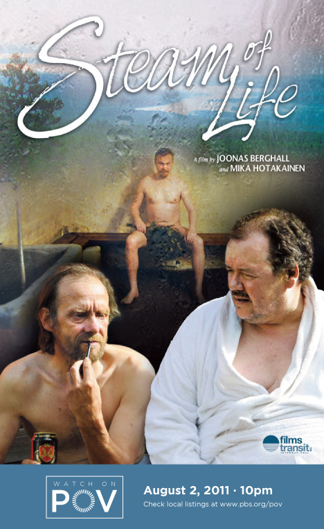 Steam of Life movie poster with POV air date (image)