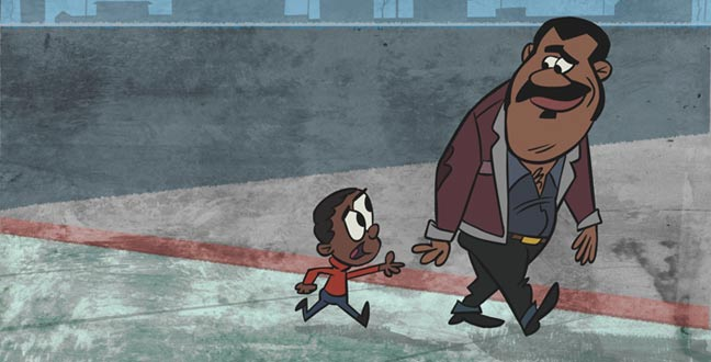 StoryCorps Shorts: A Family Man