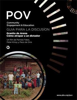 Granito Spanish Discussion Guide