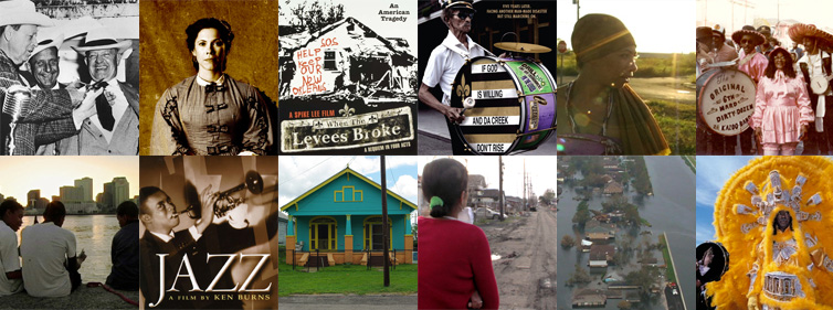 New Orleans Documentaries