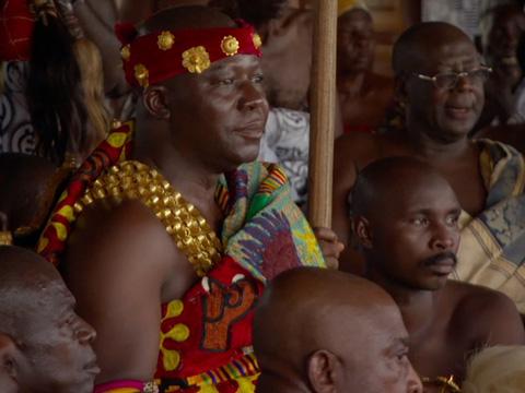 Oil Discovery: Ghana
