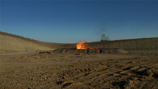 Oil Burning