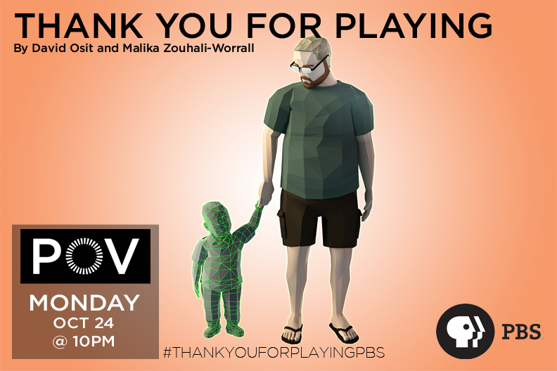 Web Badge for POV's Thank You For Playing