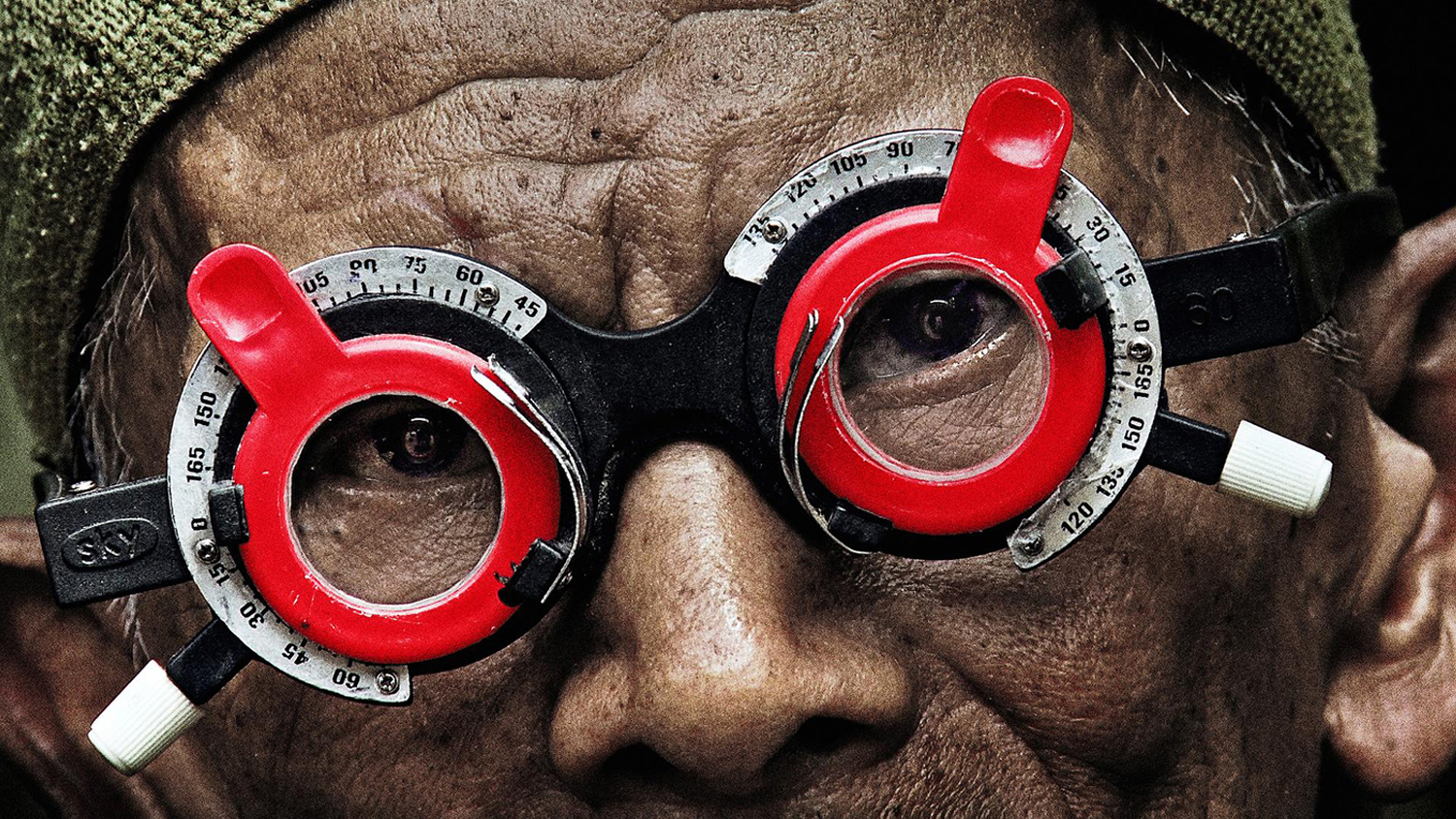 A film still from 'The Look of Silence'