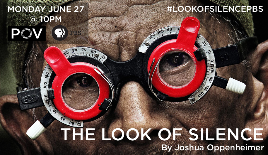 Web Badge for POV's The Look of Silence