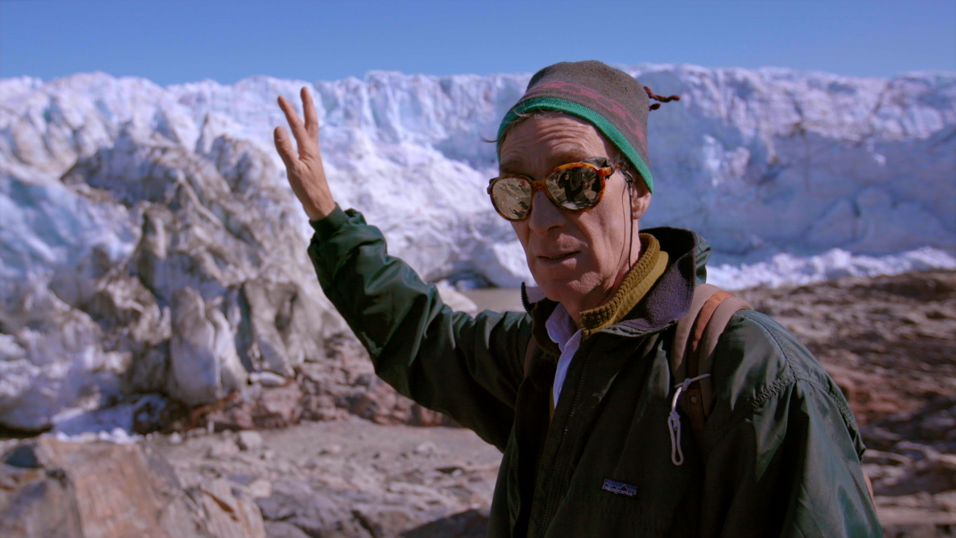 Bill Nye: Science Guy - Should global climate change be discussed at the dinner table?
