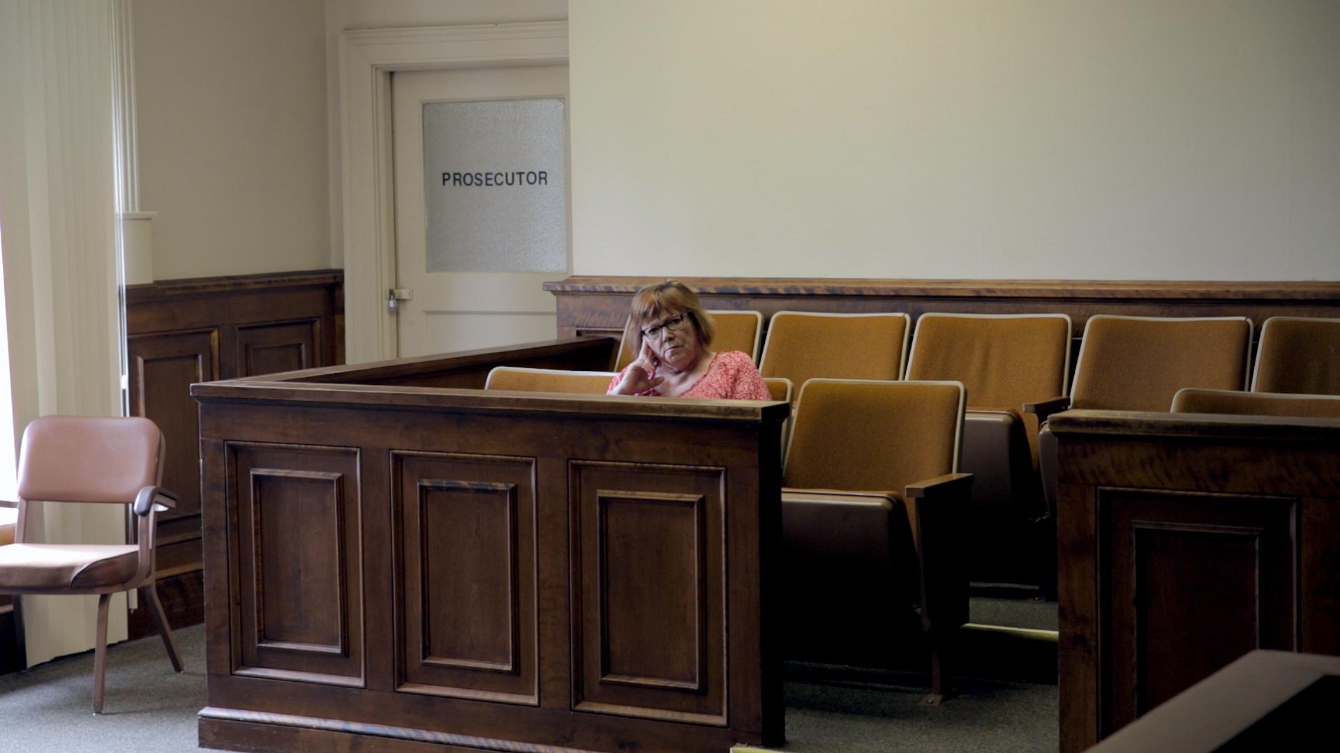 Utah Justice Coalition presents Lindy, Lou Juror Number 2