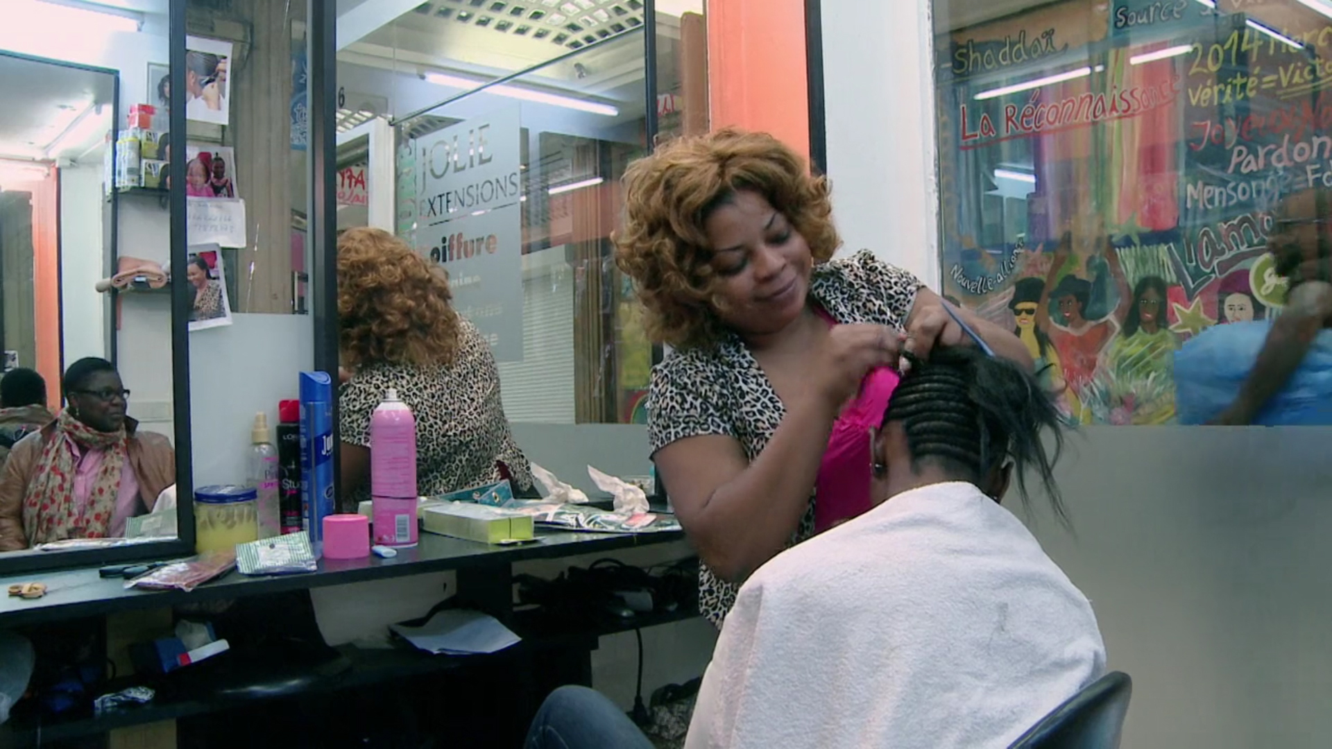 Chez Jolie Coiffure: Understanding the Push and Pull of International Migration